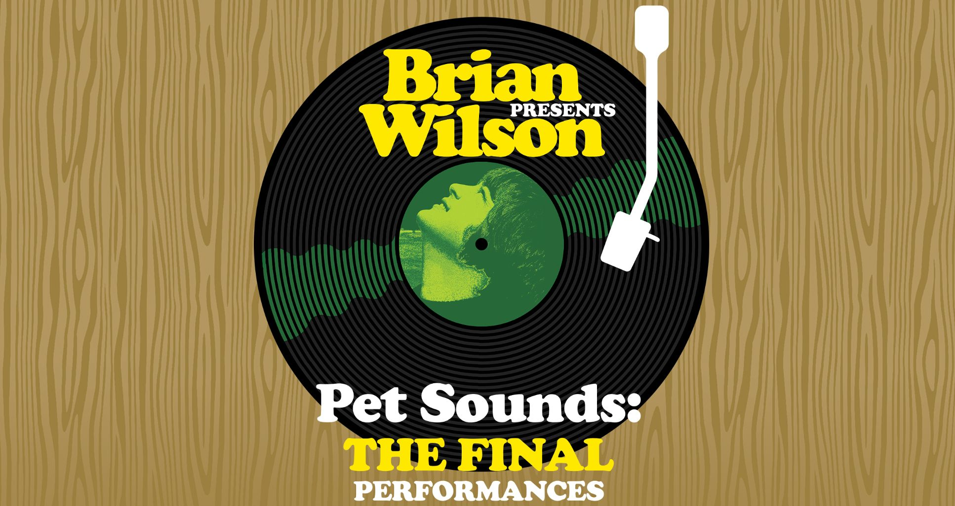 *RESCHEDULED* Brian Wilson presents Pet Sounds: The Final Performances