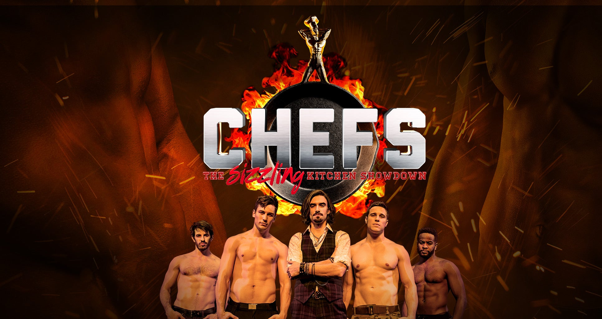 CHEFS: The Sizzling Kitchen Showdown