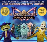 The Masked Singer Tour Arrives In Richmond On June 18