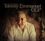 Australian Guitarist Tommy Emmanuel, CGP, Returns To Richmond