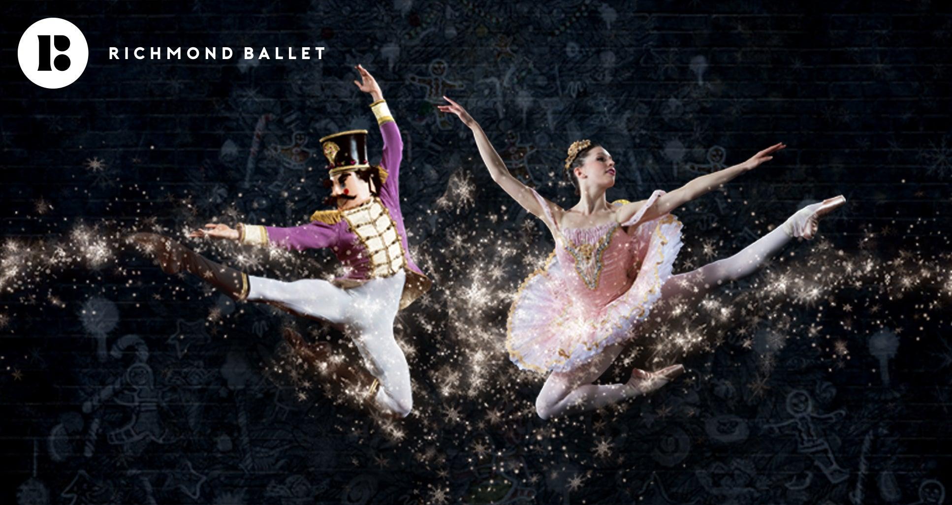 Richmond Ballet's The Nutcracker